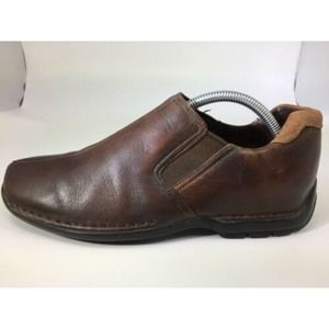 Men's Cole Haan Brown Driving Loafers 8.5M